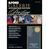 Für weitere Info hier klicken. Artikel: Ilford Druckerpapier GALERIE Prestige Semi Gloss Duo 25 Blatt A3+