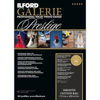 Für weitere Info hier klicken. Artikel: Ilford Druckerpapier GALERIE Prestige Smooth Cotton Rag 25 Blatt A2
