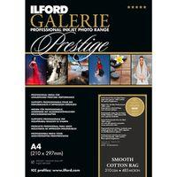 Für weitere Info hier klicken. Artikel: Ilford Druckerpapier GALERIE Prestige Smooth Cotton Rag 25 Blatt A4