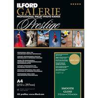 Ilford Druckerpapier GALERIE Prestige Smooth Gloss 25 Blatt A4