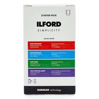 Für weitere Info hier klicken. Artikel: Ilford Simplicity Starter Kit Fotochemie zur SW-Filmentwicklung (2xKB oder 1xRF)