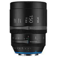 Für weitere Info hier klicken. Artikel: Irix Cine Lens 150mm Macro 1:1 t/3.0 Sony E-Mount