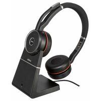 Für weitere Info hier klicken. Artikel: Jabra Evolve 75+ UC Kabellos Stereo On-Ear Headset BT