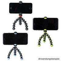 Für weitere Info hier klicken. Artikel: Joby GorillaPod Mobile Mini schwarz-blau