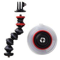 Für weitere Info hier klicken. Artikel: Joby Suction Cup & GorillaPod Arm (Black-Red)