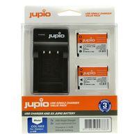 Für weitere Info hier klicken. Artikel: Jupio Akku Olympus Jupio Kit: 2x Battery Li-40B/Li-42B/NP45/D-Li63/EN-EL10 + USB Single Charger