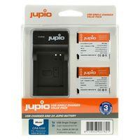 Für weitere Info hier klicken. Artikel: Jupio Akku Panasonic Jupio Kit: 2x Battery DMW-BCM13E 1150mAh + USB Single Charger
