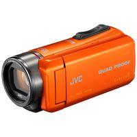Für weitere Info hier klicken. Artikel: JVC GZ-R445BEU, Full-HD Camcorder mit Quad-Proof Gehäuse orange