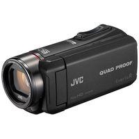 Für weitere Info hier klicken. Artikel: JVC GZ-R445BEU, Full-HD Camcorder mit Quad-Proof Gehäuse schwarz