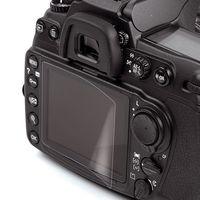Kaiser Display-Schutzfolie Lumix TZ58, TZ 81, TZ 91, TZ 96, TZ 101, TZ202, FZ 72, Leica CL, C-Lux, Nikon CP A1000