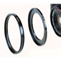 Kaiser Filter-Adapterring, schwarz Objektivgewinde - Filtergewinde E 40,5- E 52
