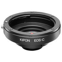Kipon Adapter C-Mount auf Canon EF