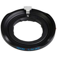 Für weitere Info hier klicken. Artikel: Kipon Adapter für Leica M auf Fuji GFX (schwarz)