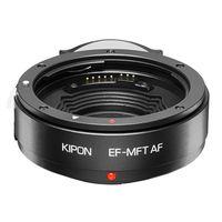 Für weitere Info hier klicken. Artikel: Kipon AF Objektivadapter mit Support MFT Canon EF