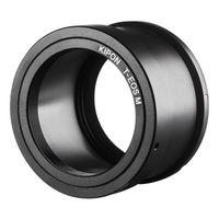 Für weitere Info hier klicken. Artikel: Kipon T2 Adapter auf Canon M