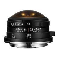 Für weitere Info hier klicken. Artikel: LAOWA 4mm f/2.8 MFT Circular Fisheye Micro Four Thirds