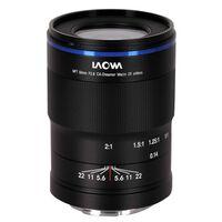 Für weitere Info hier klicken. Artikel: LAOWA 50mm f/2,8 2X Ultra Macro APO Micro Four Thirds