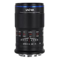 Für weitere Info hier klicken. Artikel: LAOWA 65mm f/2,8 2X Ultra Macro Sony E-Mount