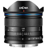 Für weitere Info hier klicken. Artikel: LAOWA 7,5mm f/2,0 für MFT drone schwarz Micro Four Thirds
