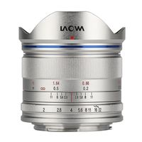 LAOWA 7,5mm f/2,0 silber Micro Four Thirds