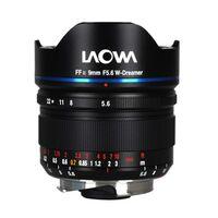 Für weitere Info hier klicken. Artikel: LAOWA 9mm f/5,6 FF RL Leica M