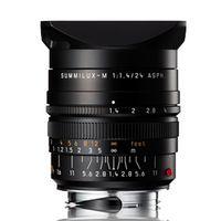 Für weitere Info hier klicken. Artikel: Leica 24mm f/1,4 Summilux-M ASPH. schwarz Leica M