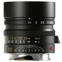 Für weitere Info hier klicken. Artikel: Leica 50mm f/1,4 Summilux-M Asph. schwarz Leica M