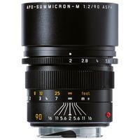 Für weitere Info hier klicken. Artikel: Leica 90mm f/2,0 Apo-Summicron-M Asph. schwarz Leica M
