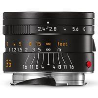 Für weitere Info hier klicken. Artikel: Leica 35mm f/2,4 Summarit-M Asph. schwarz Leica M