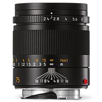 Für weitere Info hier klicken. Artikel: Leica 75mm f/2,4 Summarit-M schwarz Leica M
