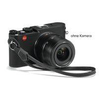 Leica Handschlaufe für Leica M/X schwarz