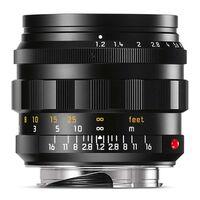 Für weitere Info hier klicken. Artikel: Leica Noctilux-M 50mm f/1.2 asph. Leica M schwarz