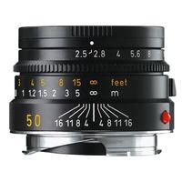 Für weitere Info hier klicken. Artikel: Leica Summarit-M 50mm f/2,5 schwarz Leica M