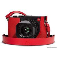 Für weitere Info hier klicken. Artikel: Leica Tragriemen Q2 rot