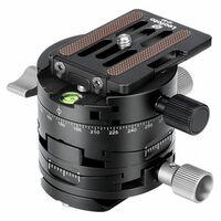 Für weitere Info hier klicken. Artikel: Leofoto G2 Getriebe-Panoramaplatte mit NP-60 Stativplatte