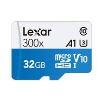 Für weitere Info hier klicken. Artikel: Lexar High Performance 300x micro SDHC/SDXC UHS-1 inkl. Adapter 32 GB
