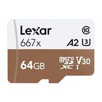 Für weitere Info hier klicken. Artikel: Lexar Professional microSDXC 667x UHS-I, U3, V30, 100MB/s 64 GB