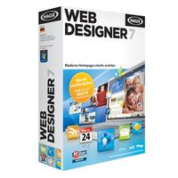 Für weitere Info hier klicken. Artikel: Magix Web Designer 7