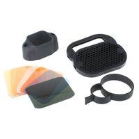 Für weitere Info hier klicken. Artikel: MagMod Basic Kit magnetische Lichtformer für Aufsteckblitze