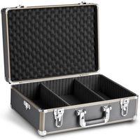 Für weitere Info hier klicken. Artikel: Mantona Foto-Koffer Basic M, schwarz/braun