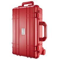 Für weitere Info hier klicken. Artikel: Mantona Outdoor Schutz-Trolley rot
