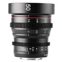 Für weitere Info hier klicken. Artikel: Meike 50mm T/2.2 Cine Lens Sony FE-Mount