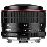 Für weitere Info hier klicken. Artikel: Meike 6,5mm f/2,0 Sony E-Mount