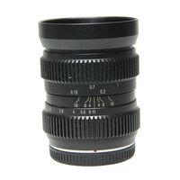 Für weitere Info hier klicken. Artikel: Meike SLR MAGIC 12mm T1.6 CINE MFT -Second Hand-