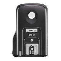 Für weitere Info hier klicken. Artikel: Metz Wireless Trigger WT-1 Transceiver Nikon