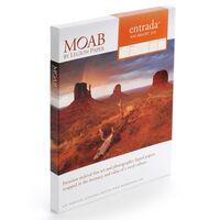 Für weitere Info hier klicken. Artikel: Moab Entrada Rag Bright 300 100 Blatt 13 x 19