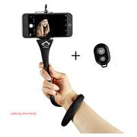 Für weitere Info hier klicken. Artikel: Monkeystick flexibler Selfie Stick schwarz