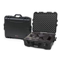 Für weitere Info hier klicken. Artikel: Nanuk Case 945-DJI41 w/foam insert for DJI_Phantom 4 schwarz