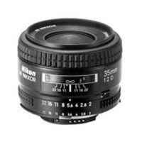 Nikon AF Nikkor 35mm f/2,0 D Nikon FX