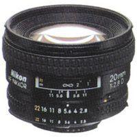Für weitere Info hier klicken. Artikel: Nikon AF Nikkor 20mm f/2,8 D Nikon FX